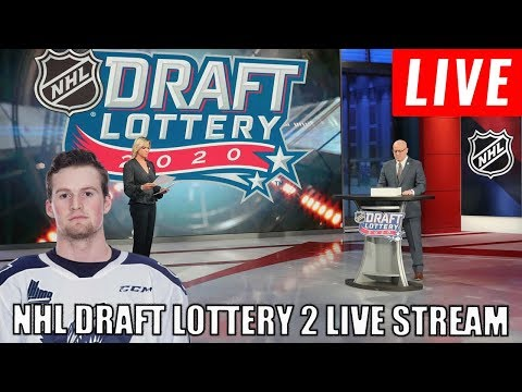 NHL Draft Lottery Phase 2 Live Stream (Alexis Lafreniere Sweepstakes)