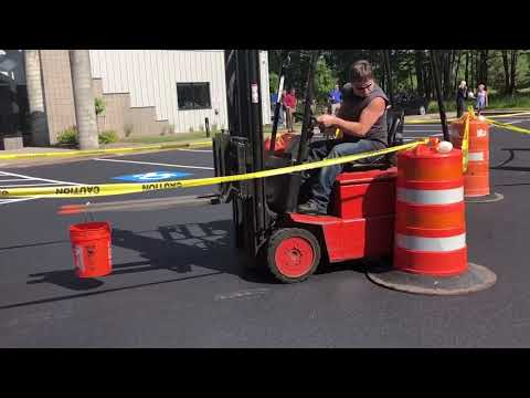 Video thumbnail for 2019 Air Innovations Forklift Rodeo – Blooper Reel