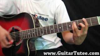 Jonas Brothers - Pizza Girl, by www.GuitarTutee.com
