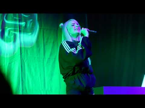 Kim Petras - Tell Me It's a Nightmare - Live @ Anaheim House of Blues -10-27-18