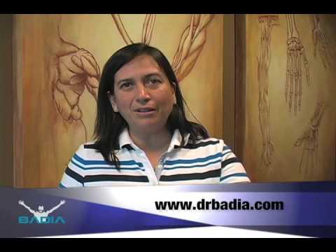 Desgarro Parcial del Ligamento Pulgar – Wendy Uculmana