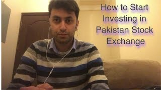 How to Invest is Pakistan Stock Exchange