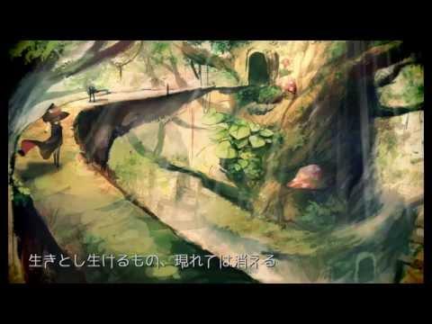【闇音レンリ】帰心【オリジナル】( UTAU Renri Yamine )