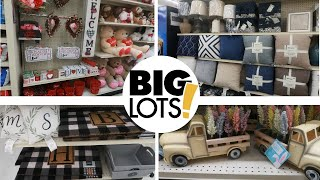 BIG LOTS *NEW HOME DECOR & VALENTINES DAY 2021
