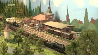 preview picture of video 'Europa Miniaturen - Modellbaumesse Dortmund'