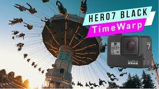 GoPro Hero7 Black: TimeWarp Feature - GoPro Tip #614