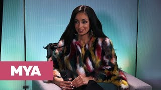 "Mya Interview on Hot 97 Talks TV Series ""5th Ward"" Sculpting Her Body, Dating In The Indus"