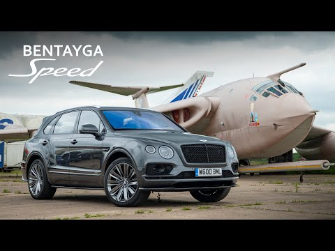External Review Video On5e3qTamLE for Bentley Bentayga Crossover SUV