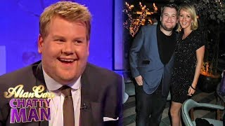 James Corden On Losing Weight And Getting Engaged!   Full Interview   Alan Carr: Chatty Man