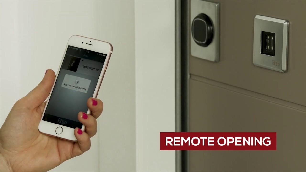 DOMOTICA SMART: THE INTELLIGENT ARMORED DOOR - Effepi Security Doors - Armored D