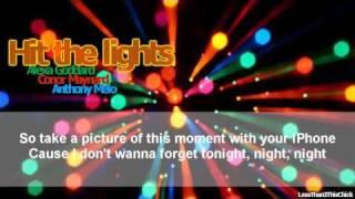 Hit The Lights 「with Lyrics」