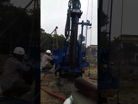 PCDR-150 Tractor Mounted Mineral Exploration Drilling Rig