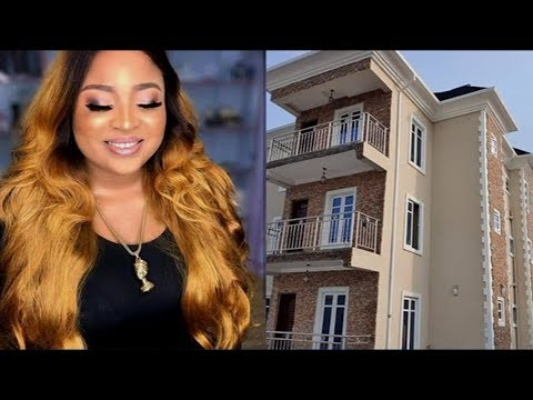 ALL NOLLYWOOD STAR FELICITATE WITH BIMBO AFOLAYAN ON HER NEW 500 MILLION MANSION IN EXTREME ESTATE