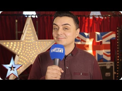What does a BGT contestant dunk in their tea? | Britain's Got Talent 2018
