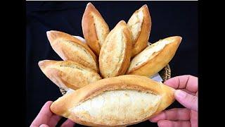 Gerçek Ekmek Budur✅Nasıl Yaptığıma İnanamazsınız Herkesin Yapabileceği Kolaylıkta✅Bera Tatlidunyasi
