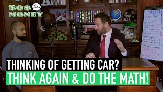TO BUY OR NOT TO BUY A CAR? Is Uber Cheaper? Sos Talks Money The Car Episode