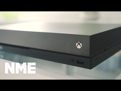 Five things you need to know about the Xbox One X