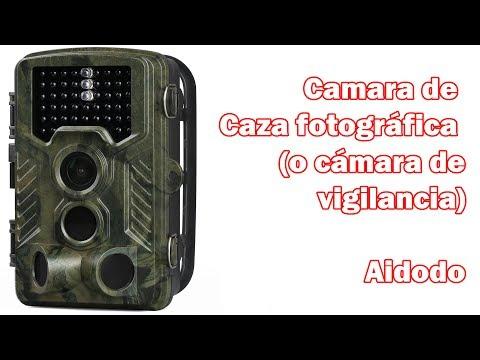 Camara de Caza fotográfica Aidodo (o cámara de vigilancia)