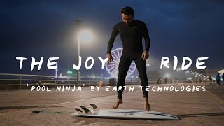 Is This Surfboard Unbreakable?    The Joyride Earth Tech 'Pool Ninja'