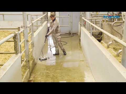 Les laveurs de sol