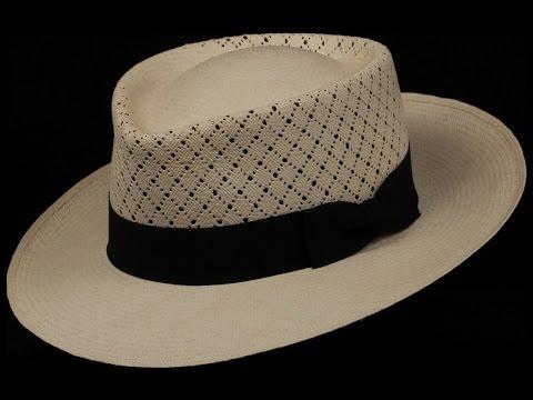 Patron – Panama hat