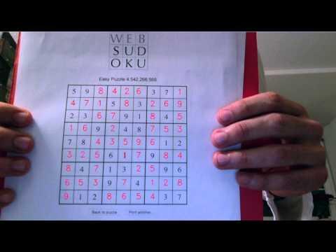 Jordi Pont-Tuset\u0027s site \u2013 Solving Sudoku puzzles like a pro (part I)