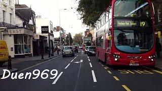 London Streets (533.) - Duke Of York's - King's Road - Fulham - Hammersmith