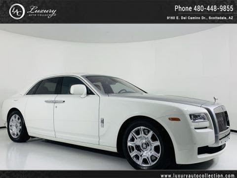 Pre-Owned 2011 Rolls-Royce Ghost Sedan