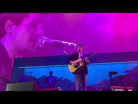 "John Mayer - ""Carry Me Away""  - 9/8/19 Houston, TX"