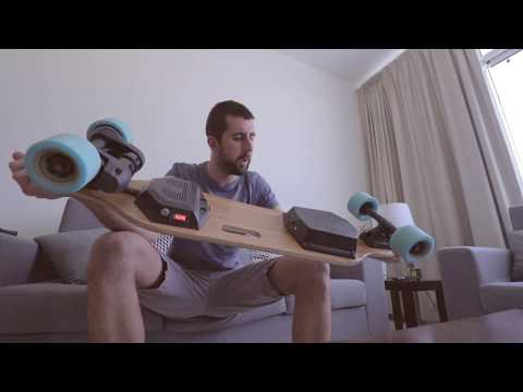 PAEAN ELECTRIC SKATEBOARD | FIRST IMPRESSIONS/REVIEW