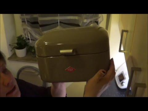 Produktinfo / Test zum Wesko Brotbehälter Single Grandy