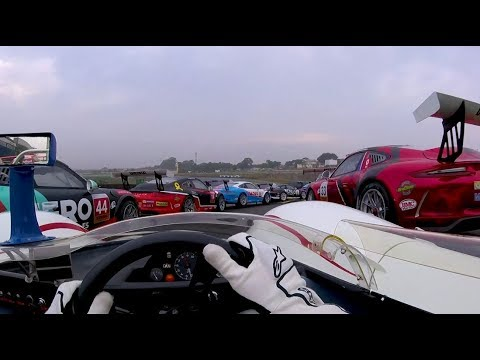 Celebrating 70 Years Porsche at the Interlagos circuit, Brasil