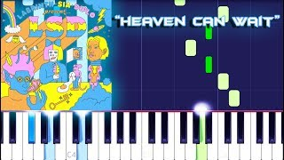 LSD   Heaven Can Wait (Piano Tutorial) Ft. Sia, Diplo, Labrinth