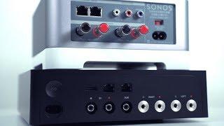 Der neue Sonos AMP - Unterschiede zum Vorgänger Connect:AMP