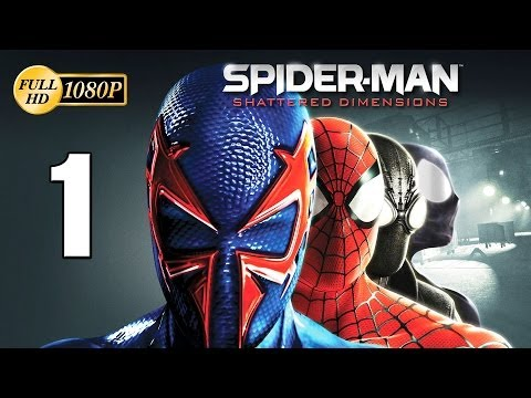 spider man shattered dimensions pc system requirements