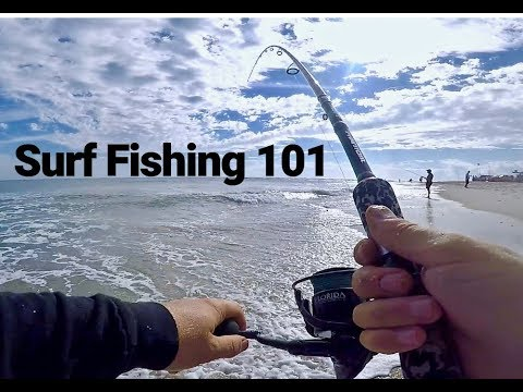 Beach Fishing Tutorial – Surf Fishing the Easiest Way Tips and 101