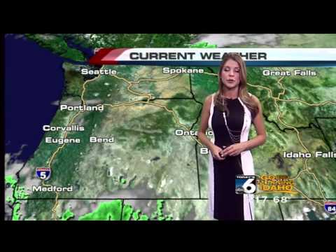 Bri Eggers' On Your Side Forecast - Wednesday, August 7th