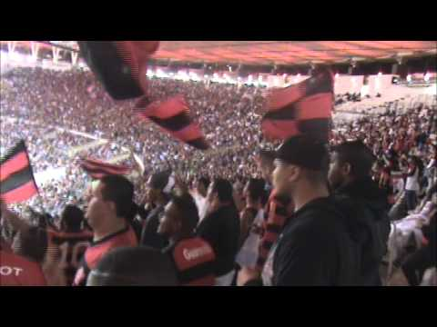 """""""Nação 12- Flamengo 1 x 2 Figueirense (Resumo)"""" Barra: Nação 12 • Club: Flamengo"""