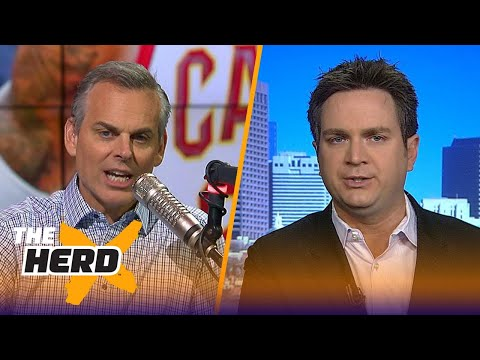 Chris Mannix joins Colin to talk Harden's growth, Kawhi's return and LeBron James   THE HERD
