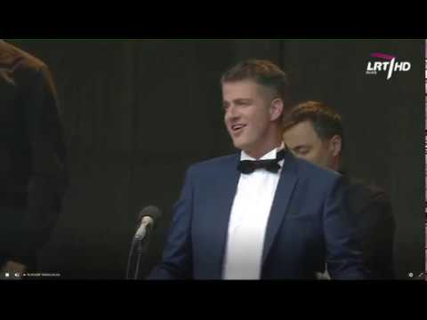 Philippe Jaroussky and Emöke Barath on Lithuanian State