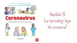 Corona voor kinderen: Is er een medicijn tegen het coronavirus?