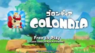 【PV】GOLONDIA(English)
