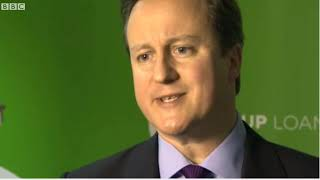 David Cameron backed self-determination for Falklands
