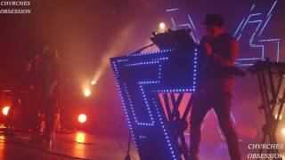 Chvrches Lungs Live HD 1080p