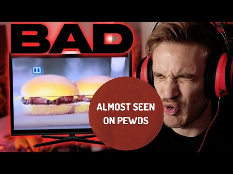 The worst time to put a commercial ever