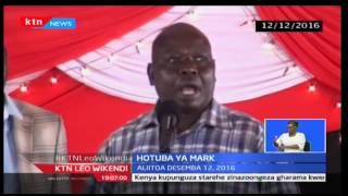 KTN Leo Wikendi: Tunamkumbuka aliyekuwa mbunge mteule Mark Too kama mcheshi wa siasa