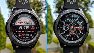 Gear S3 SUPER Awesome Watch Faces That Are Worth Trying | 2018 |