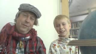 Art Paul and Simon sing Do Re Mi with Z Y X & W