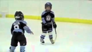драка детей хоккеистов#смешно Бой Драка