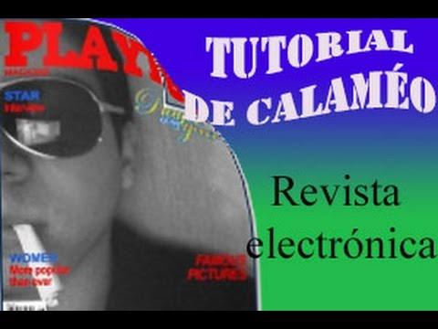 Tutorial de Calaméo - ¿Cómo hacer un catálogo o revista electrónica gratuita?